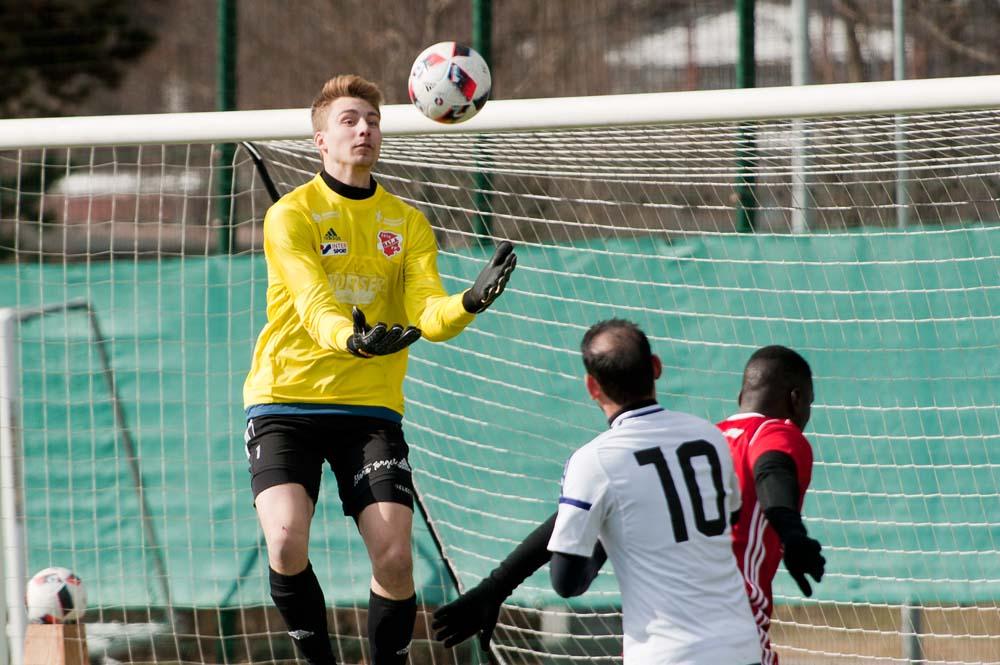Sala-Heby Fotboll sätter betyg på Sala FF
