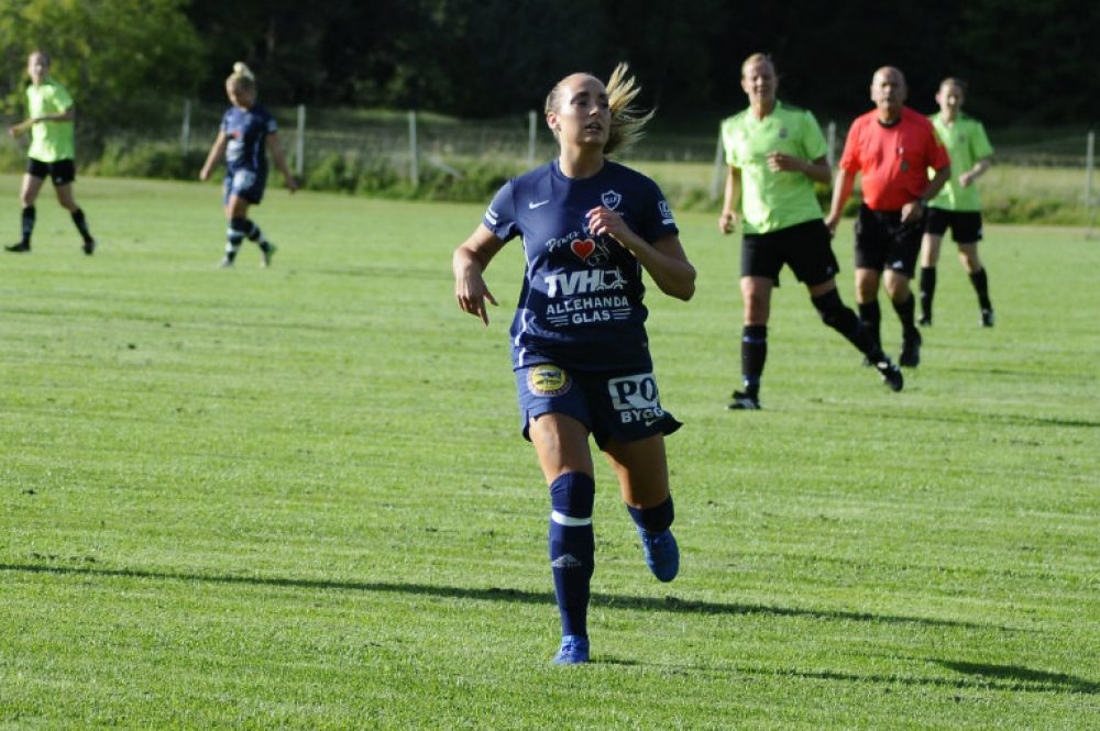 """Tio """"baljor"""" i en och samma match ger förstaplatsen på Heta Listan"""