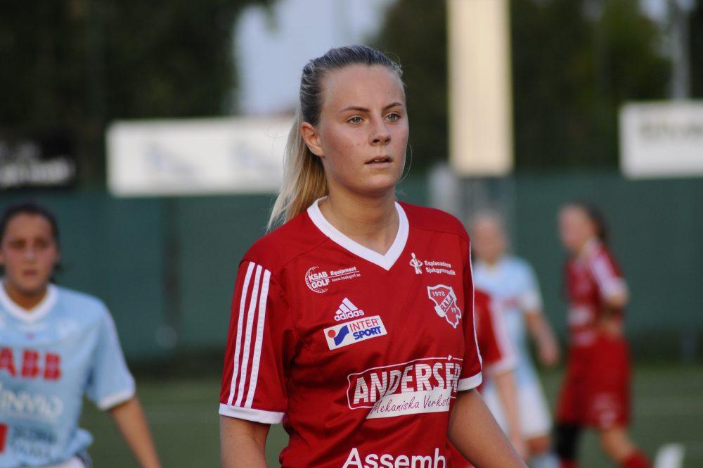 """Stina Falk om årets Sala FF: """"Vi har växt och utvecklats"""""""