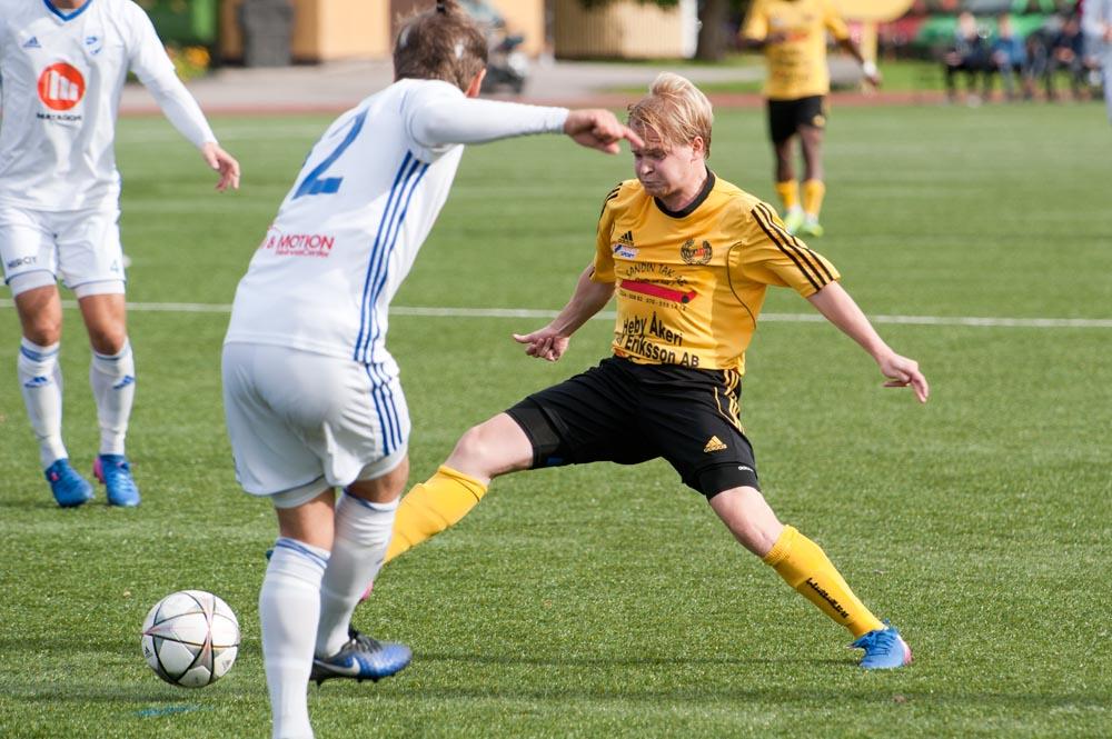 Fyra spelare klara för Heby AIF - Hovstadius lämnar
