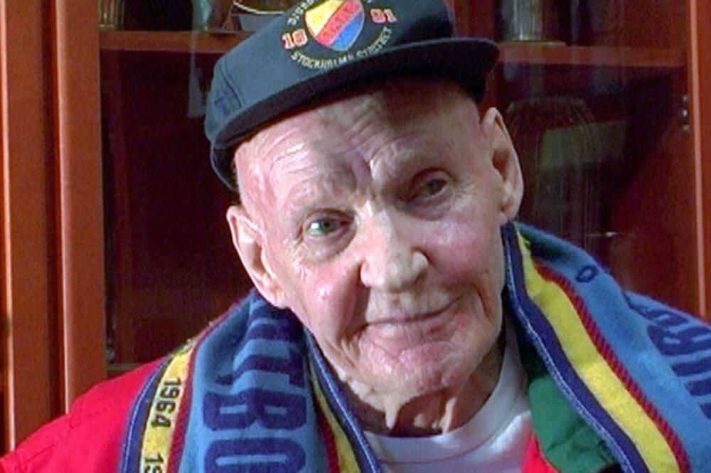 För 100 år sedan föddes en av Salas främsta fotbollsspelare