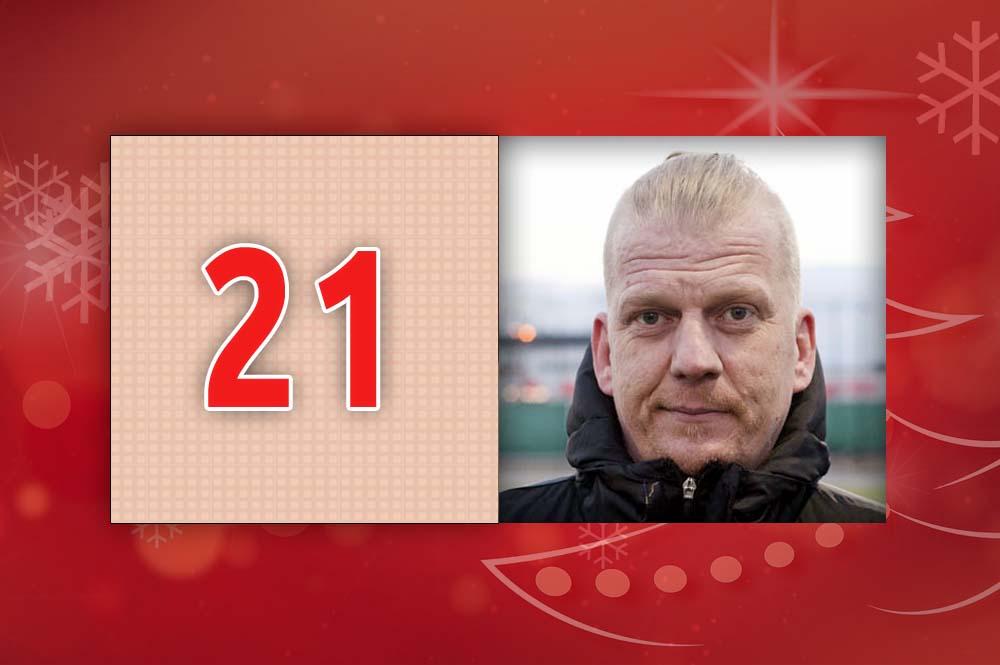 Sala-Heby Fotbolls adventskalender - Lucka 21