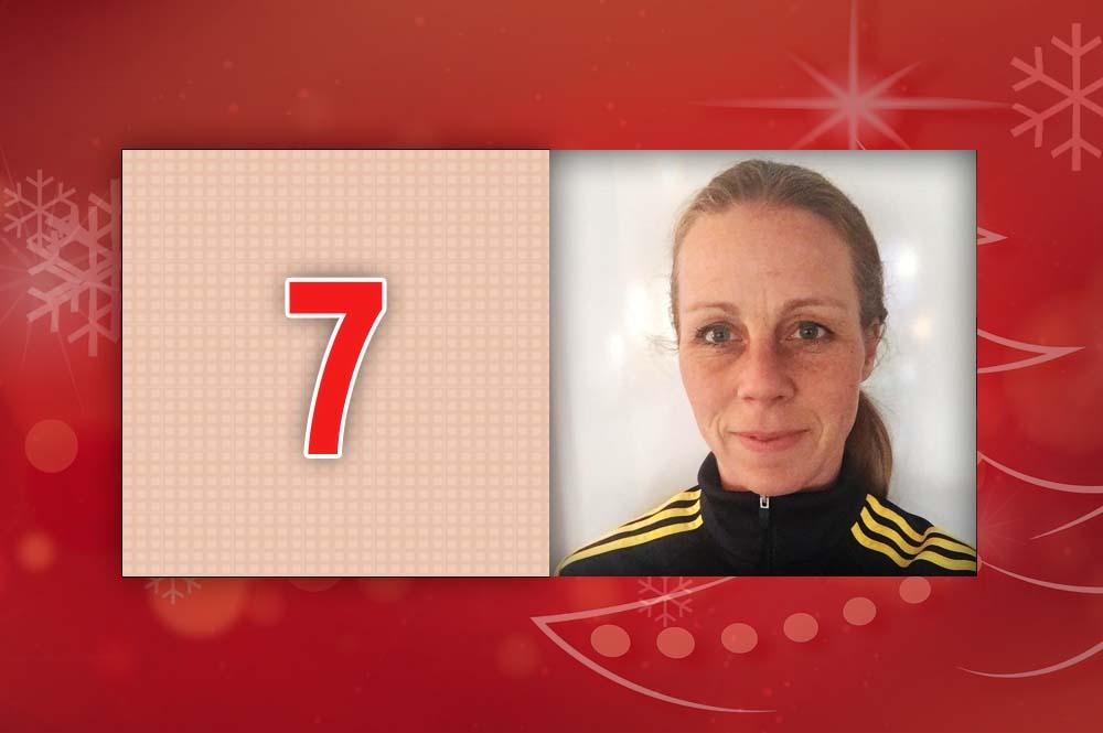 Sala-Heby Fotbolls adventskalender - Lucka 7