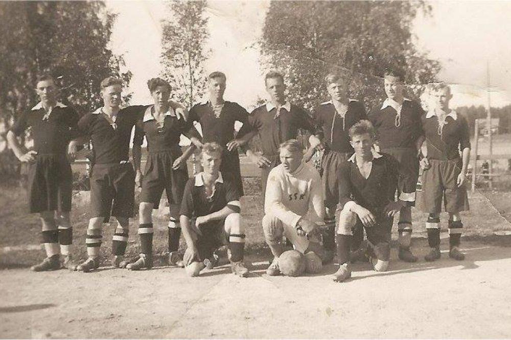 Arenaserien: När Saladamm hade ett eget fotbollslag