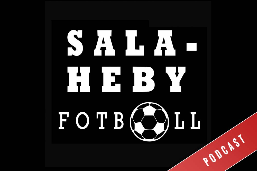 Sala-Heby Fotbollspodd sammanfattar Heby kommuns lag