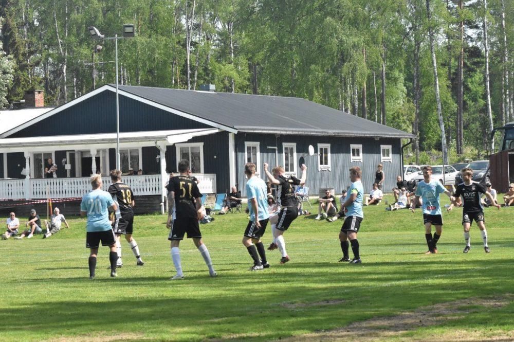 Arenaserien: FK Sala blev först att ha Annedal som hemmaplan