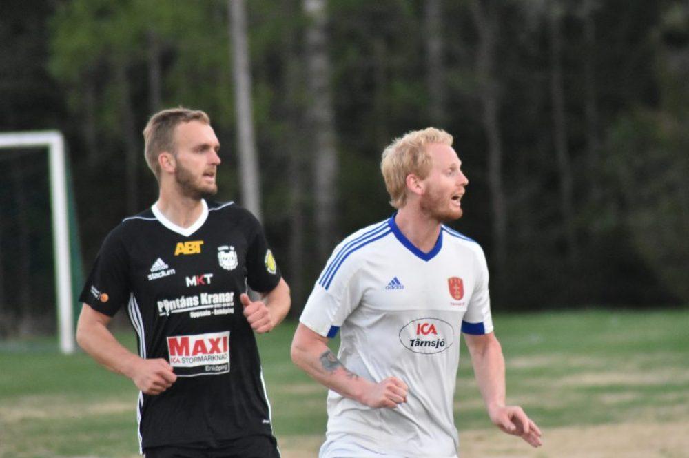 Johan överlägsen i skytteligan - Rasmus delad tvåa