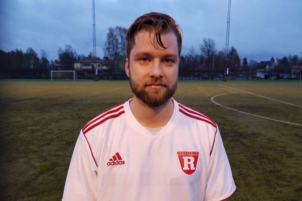 Dennis lämnar Sala FF efter en halv säsong lite besviken