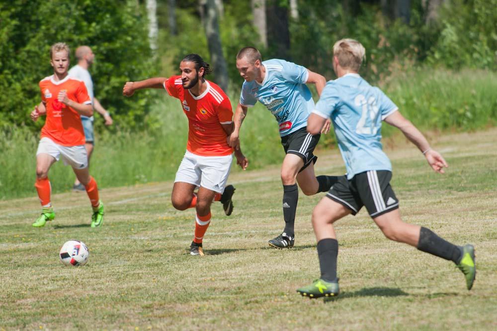 Grällsta IF och FK Sala tilldöms varsin seger