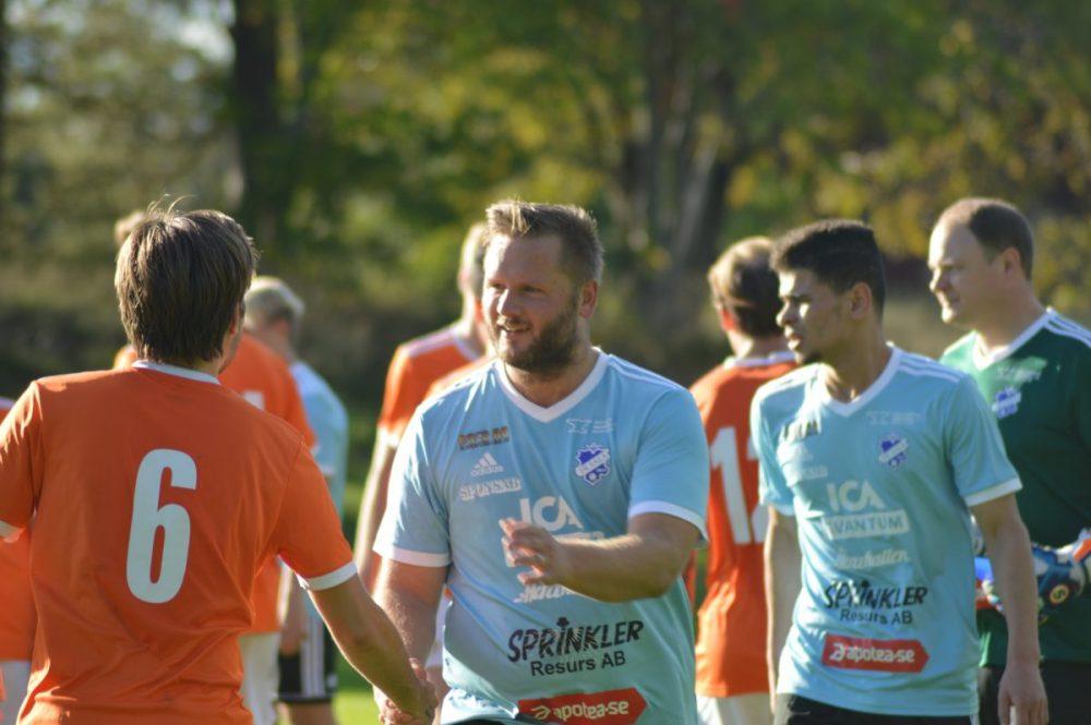 """FK Sala ställer in match - """"Luften gick ur oss"""""""