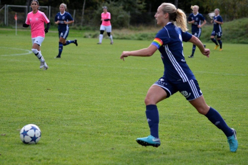 Viktoria sköt nya poäng till Östervåla IF i Upplandscupen