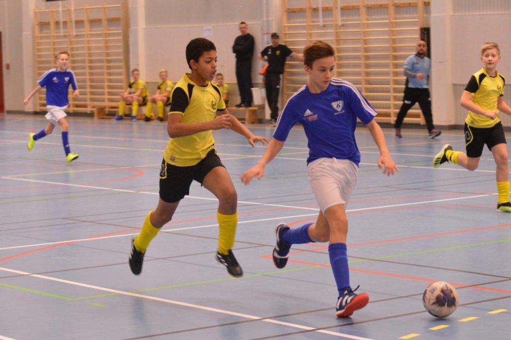 Två lokala lag med i Hebycupen när pojkar födda 2006 ska spela