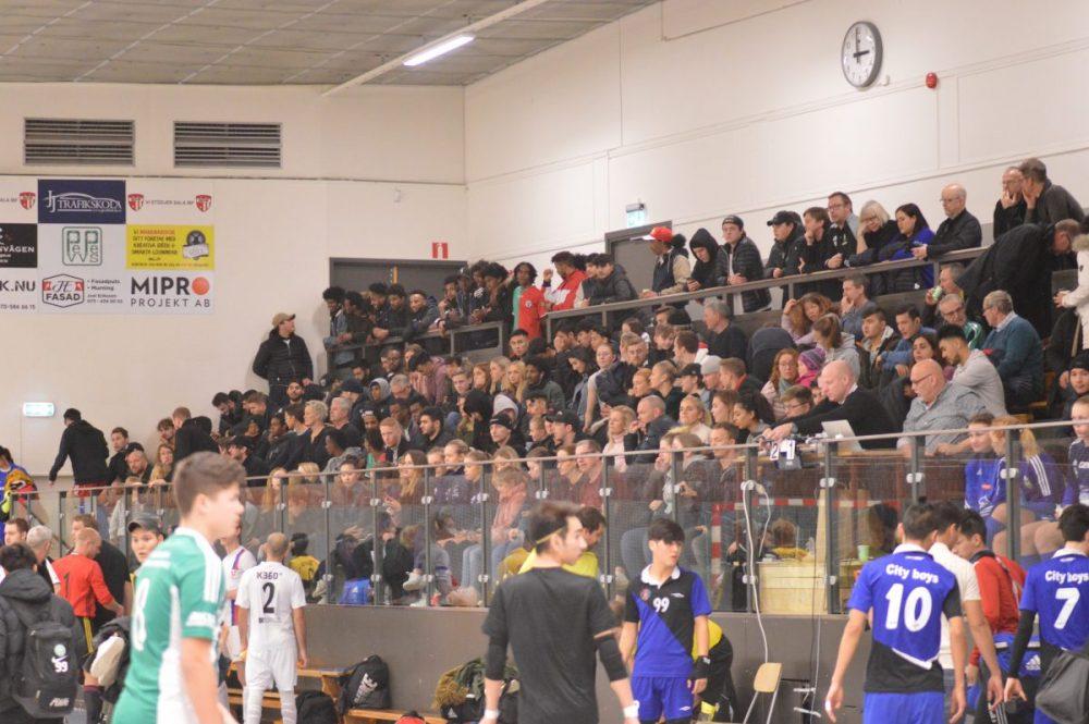 Resultat och målskyttar i seniorcupen 2020