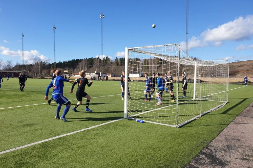 Två förluster i TV021-cupen - GIF-tränaren ändå nöjd