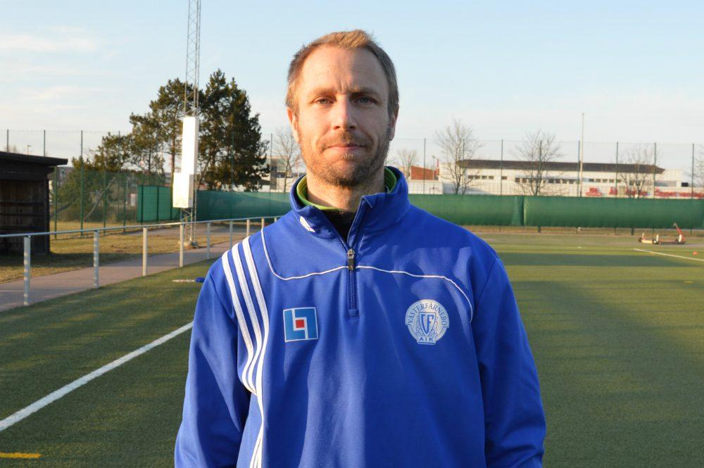 Tredje seriesegern med Västerfärnebo AIK för Andreas Norgren