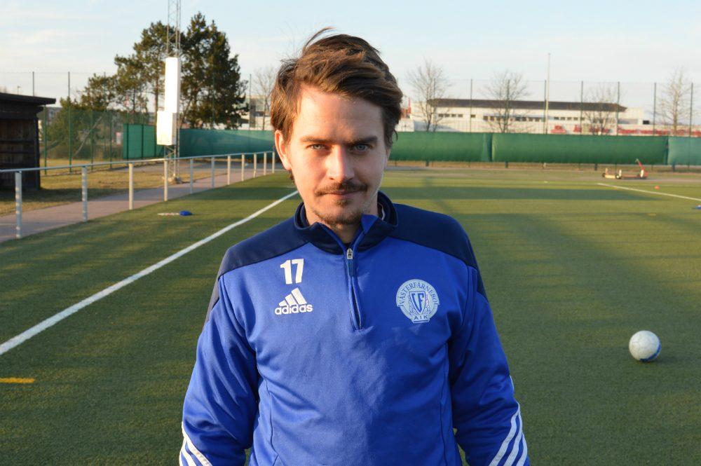 Smeds fyramålsskytt när Västerfärnebo AIK vann stort