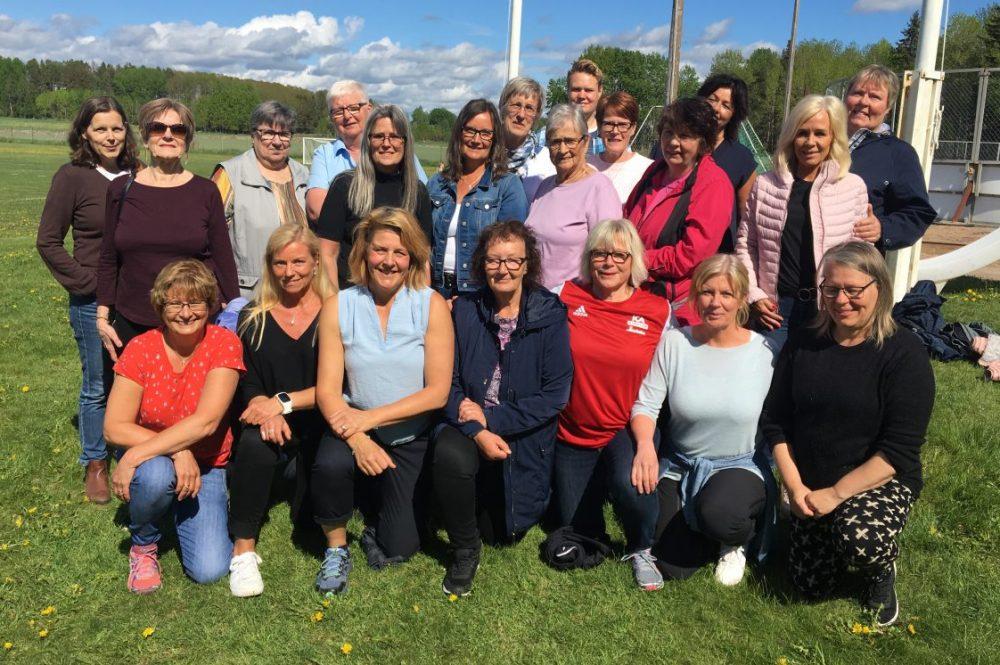 Damfyran - del 3: Säsongen 1983 var lyckad för Ransta IK