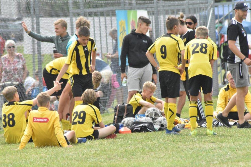 Ungdomsmatcher får inte börja spelas i Uppland