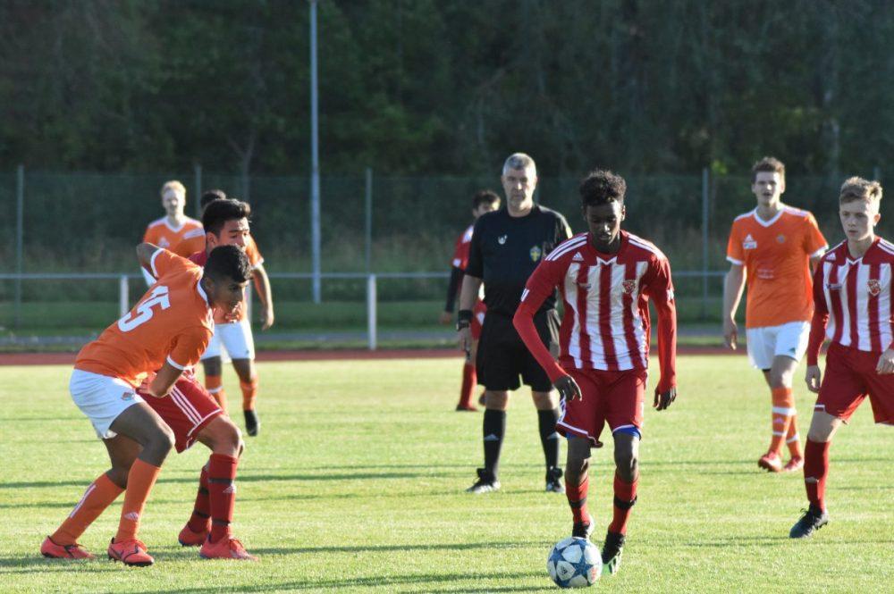 Segrar i träningsmatcher för Sala FF:s juniorer och Västerfärnebo AIK