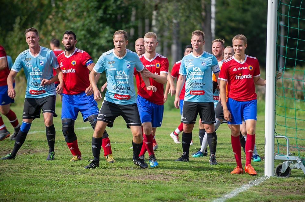 Nio lag att möta väntar för FK Sala i år