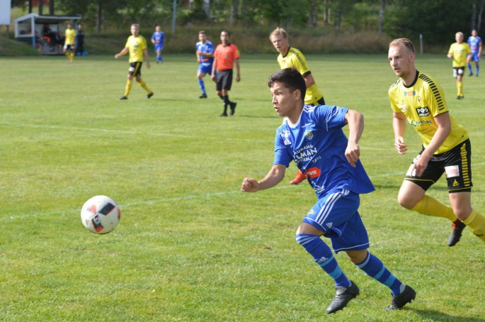 Jumbon Norrby SK ställs mot topplag på bortaplan