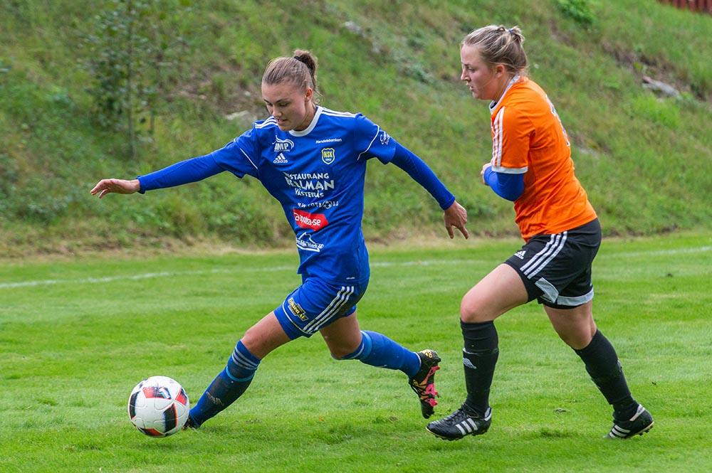 """Placering 5: Ida Svahn - """"Är nöjd med säsongen"""""""