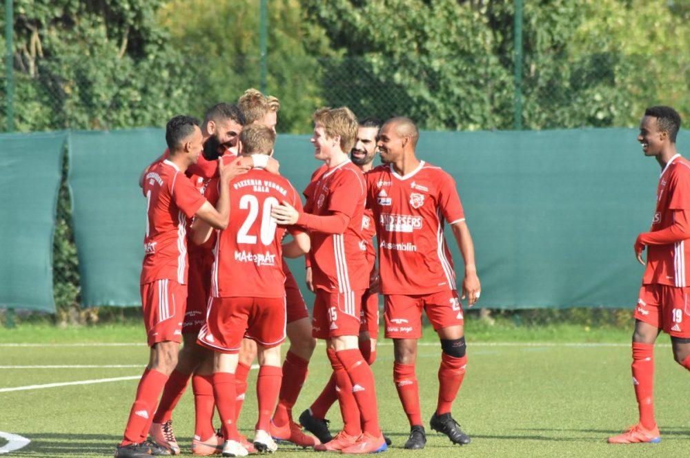 Idel nya namn på Sala-Heby Fotbolls Heta Lista denna måndag