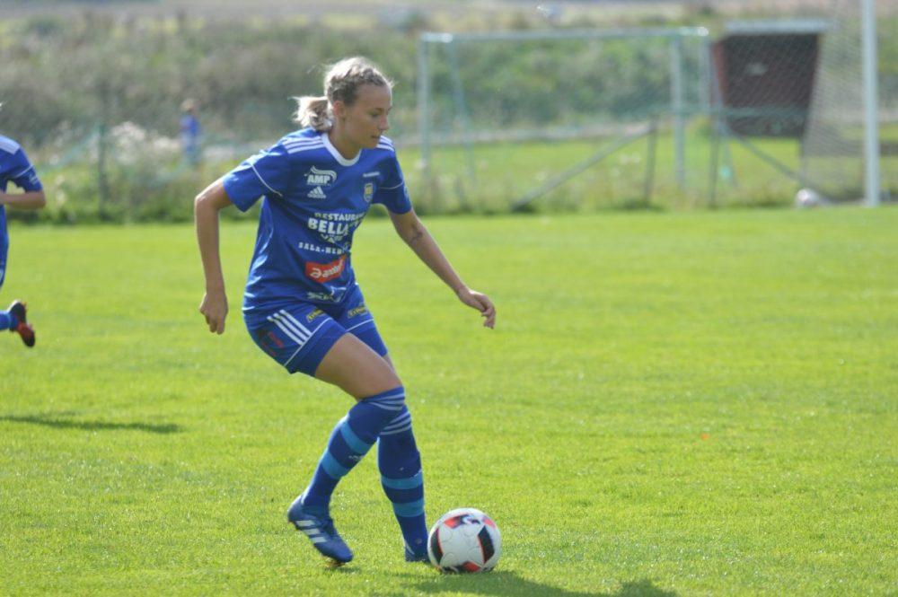Ebba Falk - där har ni en skyttedrottning!