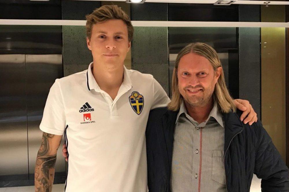 """Här har ni Tärnsjö IF:s nya tränare - """"Gillar att vara ledare"""""""