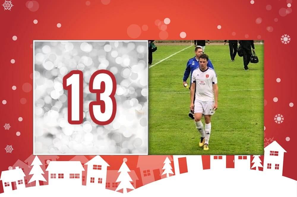 Sala-Heby Fotbolls adventskalender 2019 - Lucka 13