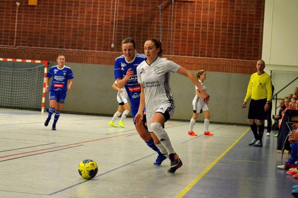 Bildspel från Seniorcupen för damer i fjol