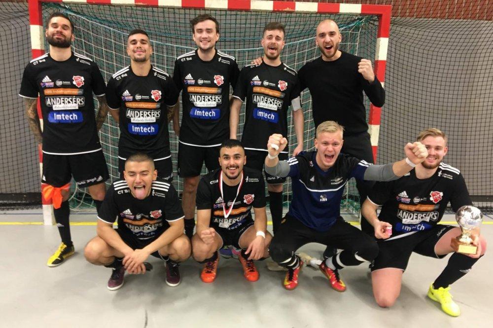 Sala AC vann Julcupen - och även skytteligan