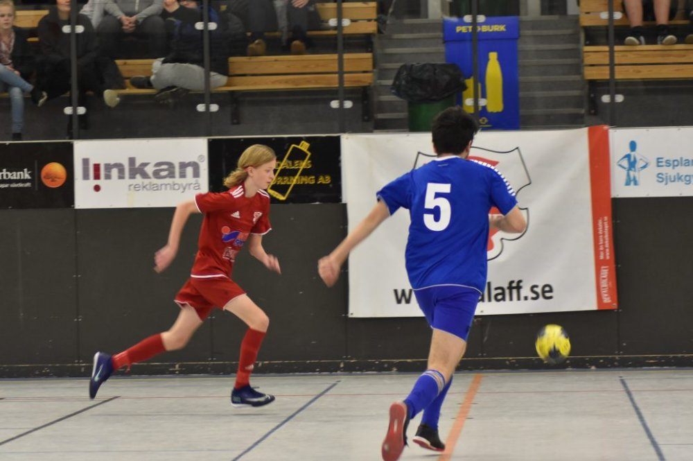 Sala FF nära seger när Julcupen avslutades på söndagen