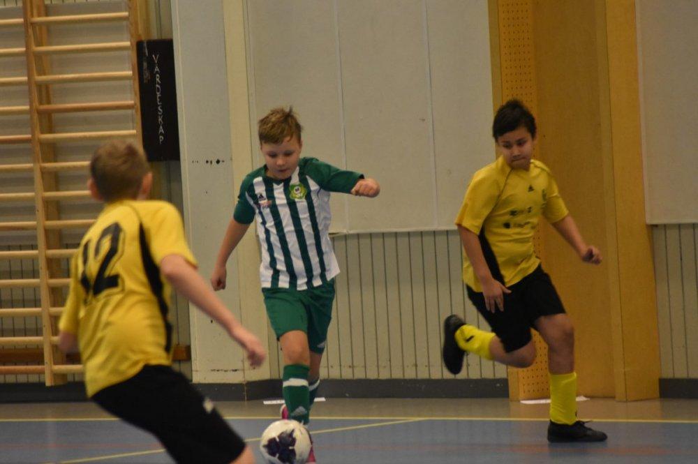 Hebycupen i gång - Västerfärnebo AIK fick Sala Sparbanks Kompispris