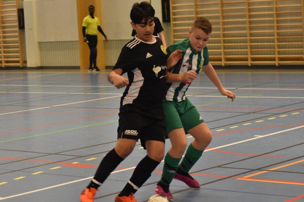 Straffdrama när Åkra FC fick jubla i Hebycupen