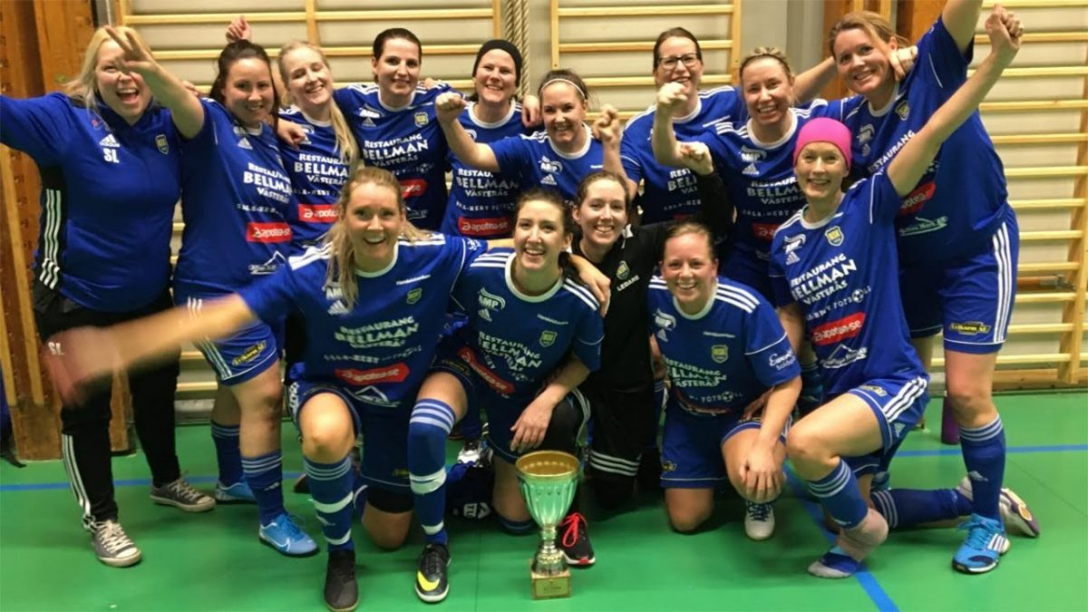 Norrby SK snuvade SFF på segern i Veterancupen