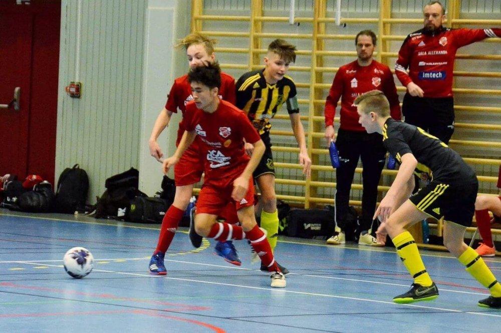 Heby AIF/Morgongåva SK fixade bronset - slog Sala FF