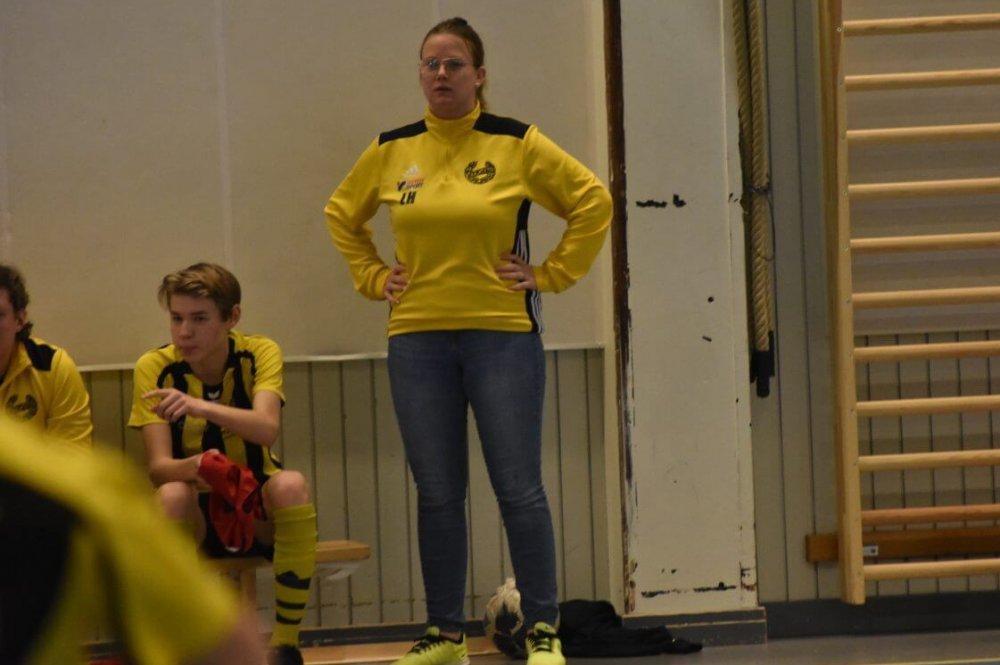 """Linda Hallgren: """"Inte mycket tid över till annat"""""""