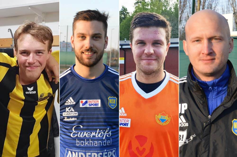 """Stark kvartett ansluter till FK Sala - """"Blir en tillgång"""""""
