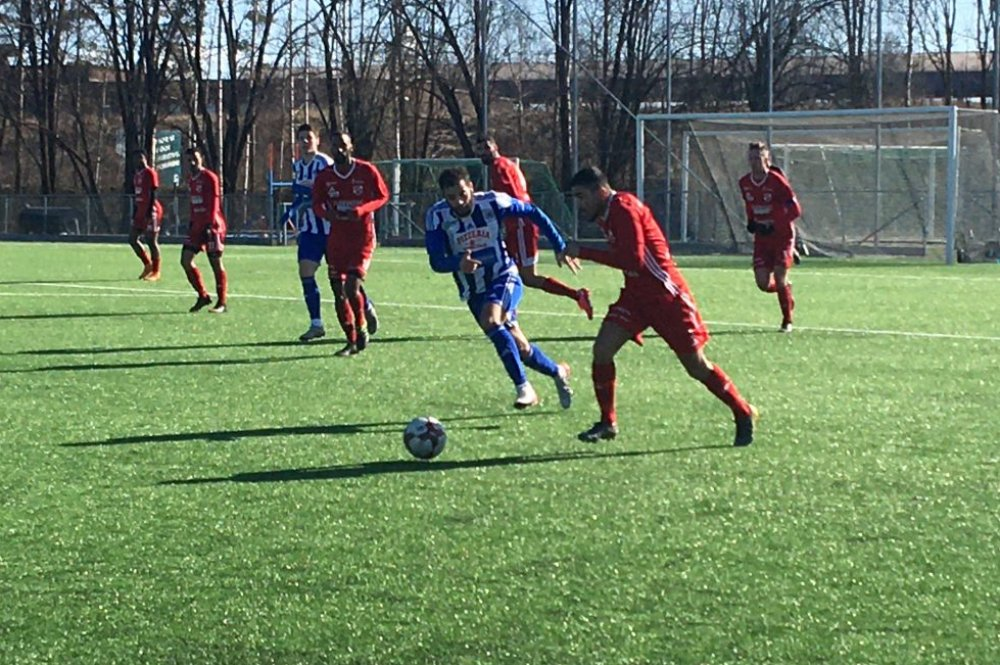 Sala FF slarvade bort matchen mot ett effektivt Avesta AIK