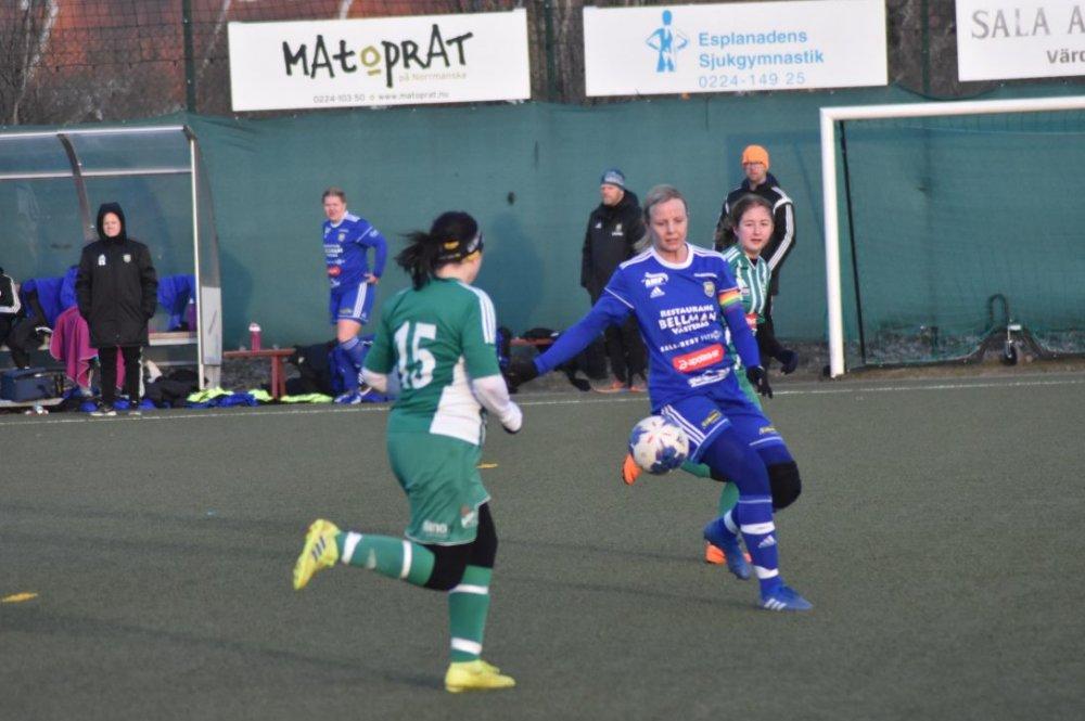 Bildspel från Norrby SK och Morgongåva SK