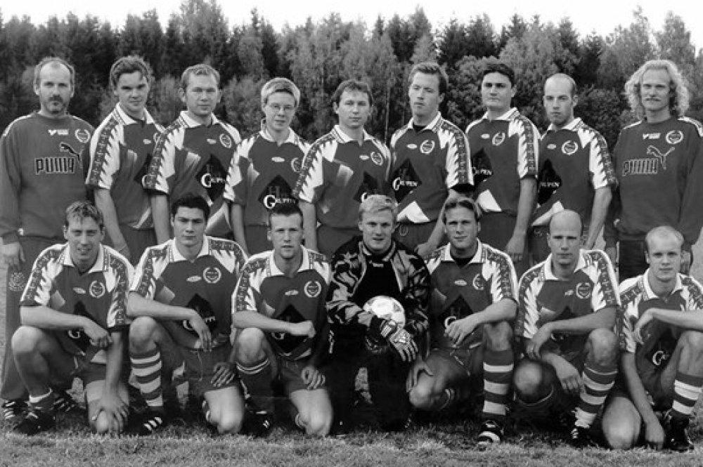 Division 7-historia: Det är 21 år sedan Sätra IF vann sjuan