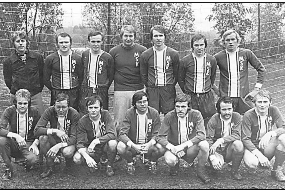 Division 6-historia: Fyra seriesegrar på 30 försök för Morgongåva SK