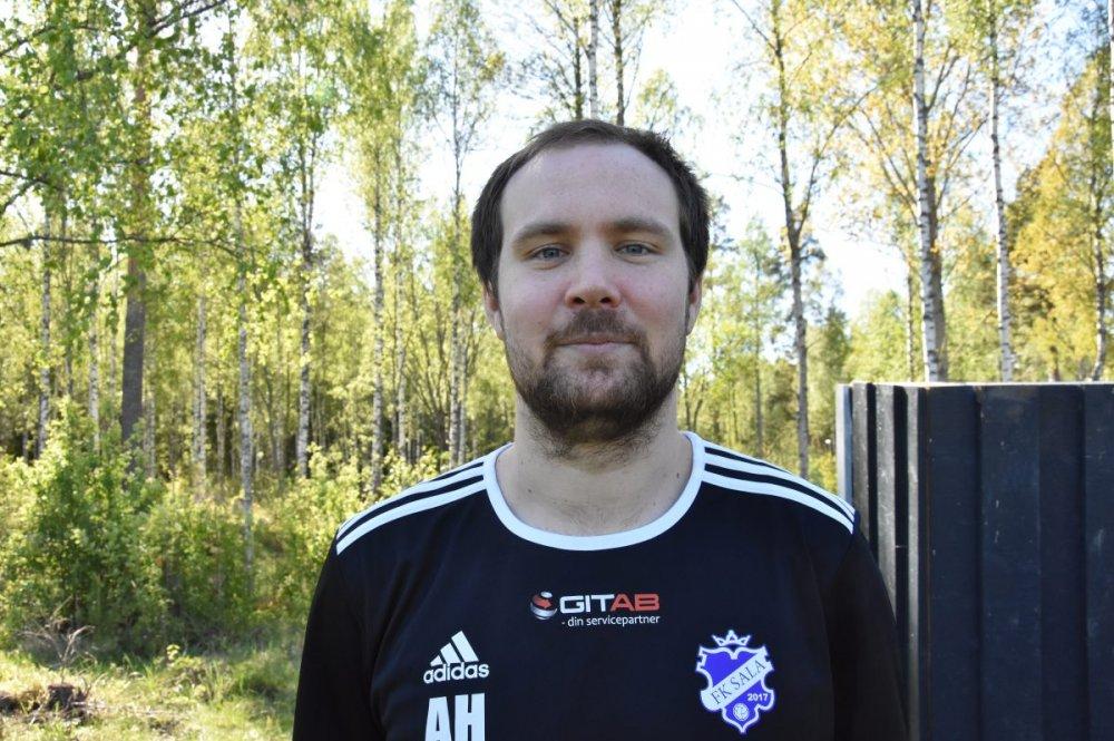 Oavgjort för FK Sala i träningsmatchen på Annedal