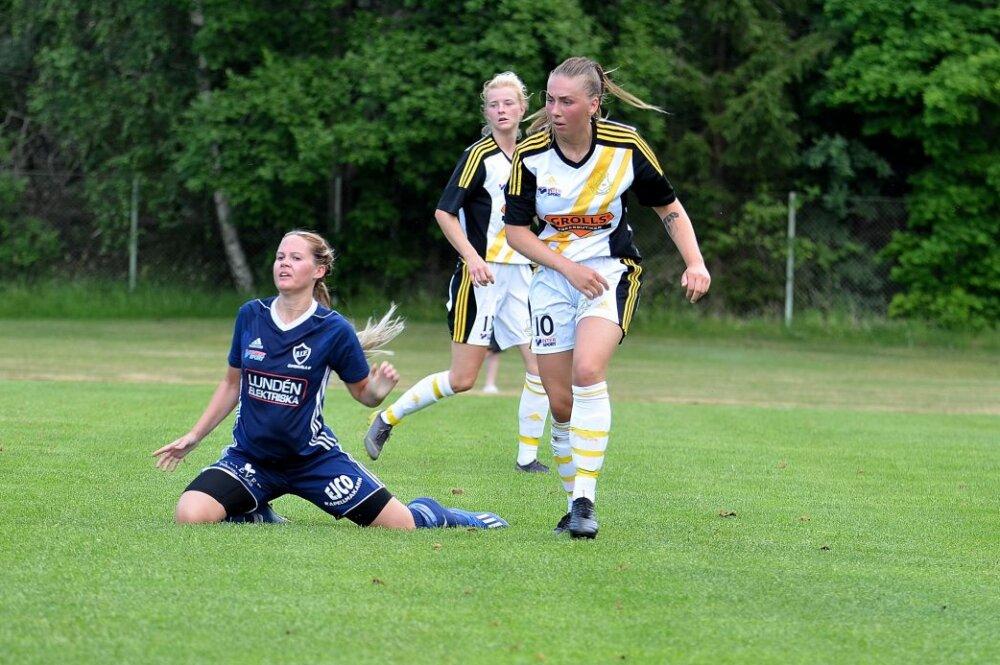 Vaksala SK vann cupen - vinst i målrik final