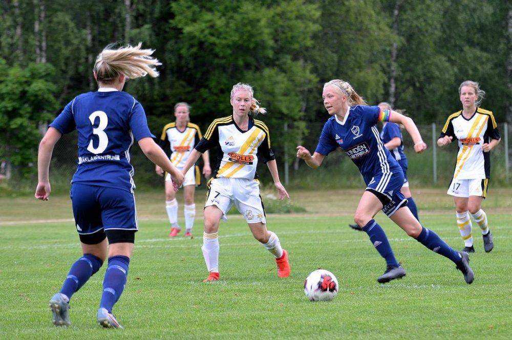 Bildspel från Östervåla IF:s förlust mot Vaksala SK
