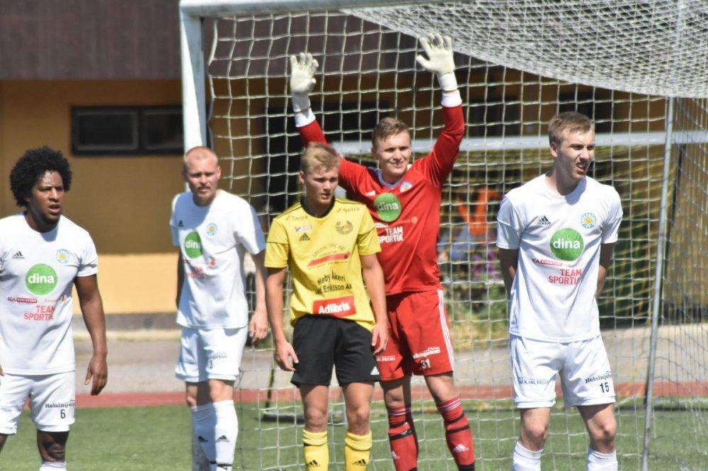 Skytteligan i södra Norrland - utan någon Haif-spelare