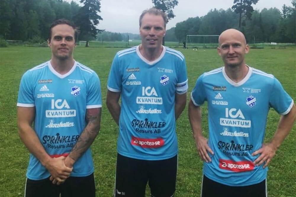 FK Sala vände och vann mot Järlåsa Vittinge FF