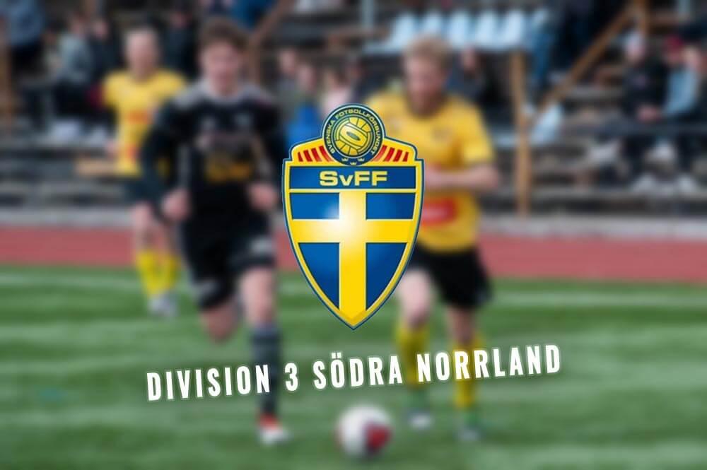 Koll på trean - division 3 södra Norrland