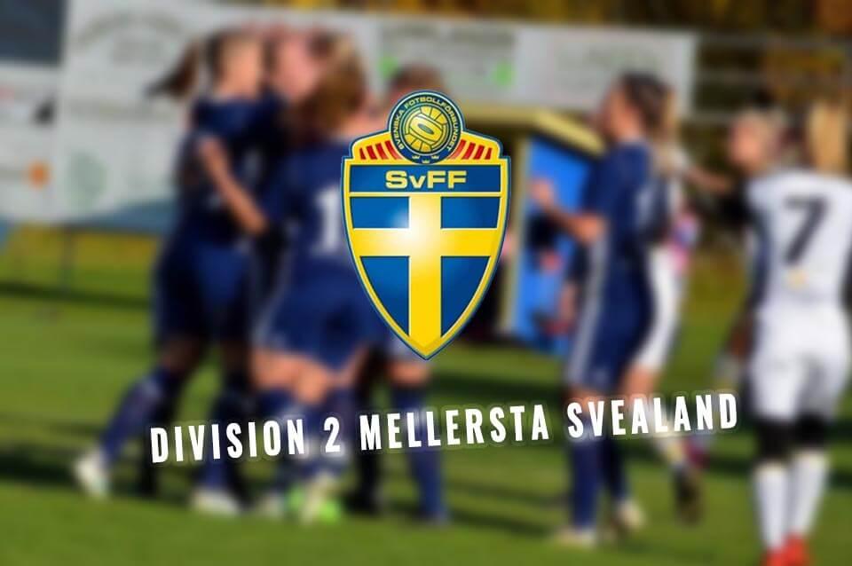 Koll på tvåan - division 2 mellersta Svealand